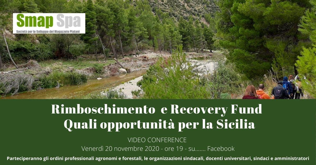 Rimboschimento e Recovey Fund