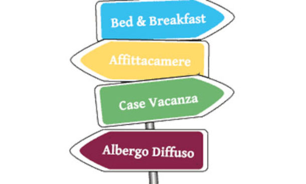 Gestore di  Bed&Breakfast e Strutture extra alberghiere